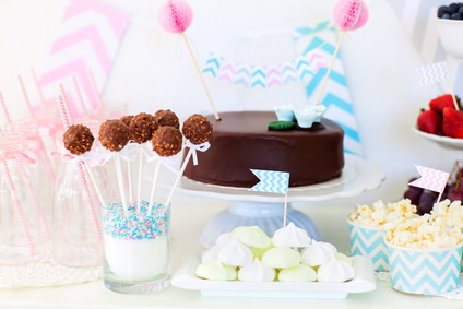 babyparty-buffet-table